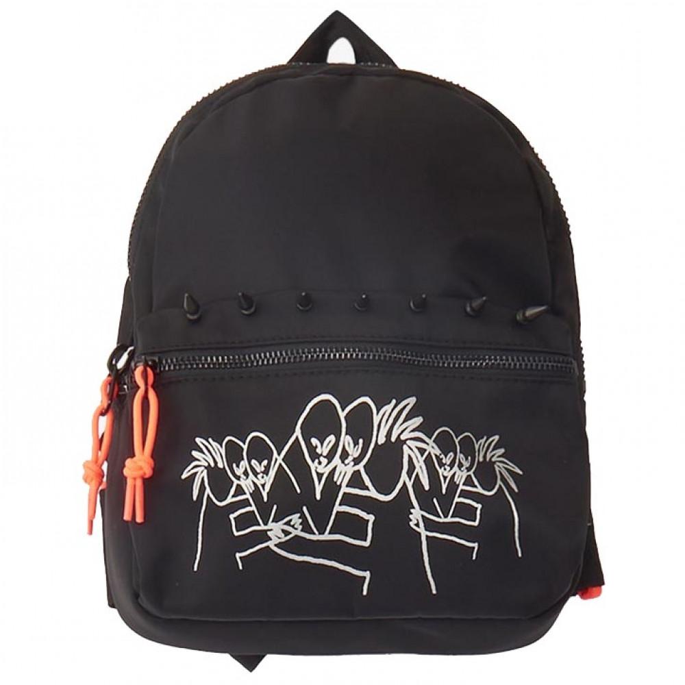 Converse x Sad Boys Mini Backpack (Black)