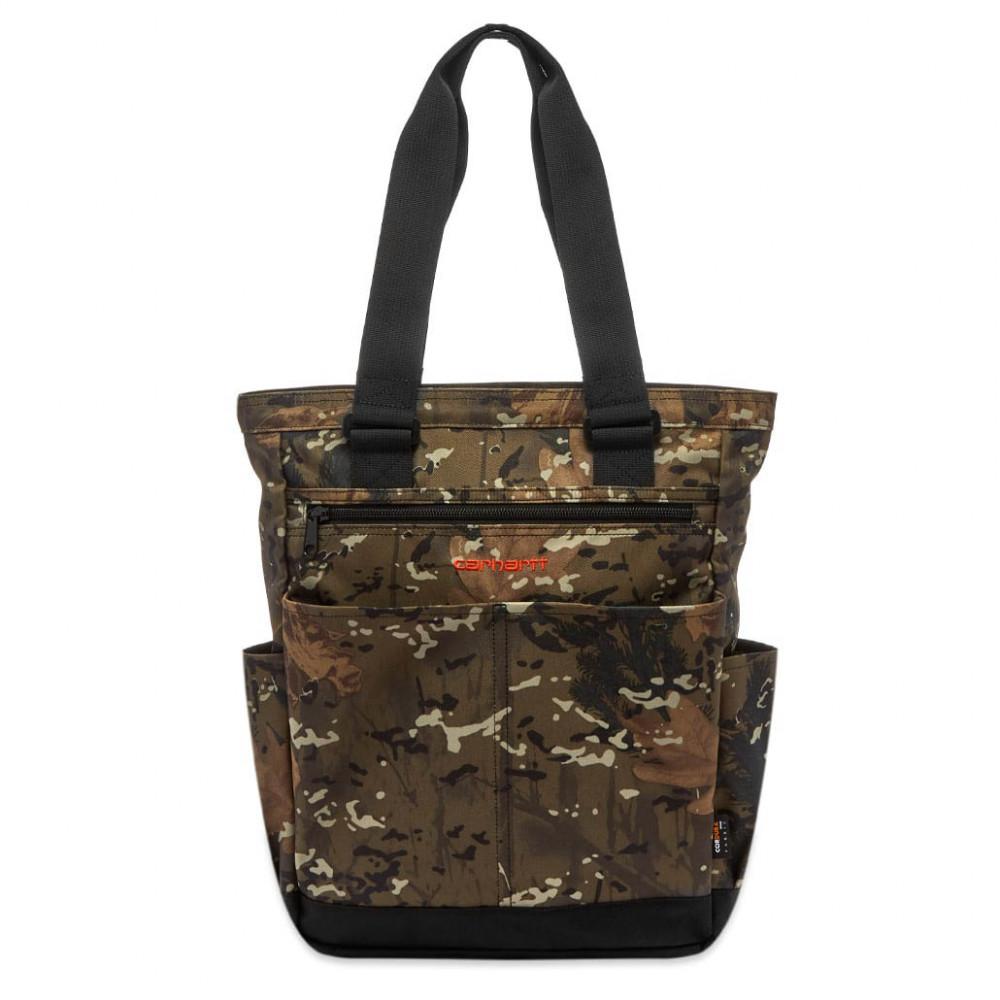 Carhartt Payton Kit Bag (Camo/Orange)