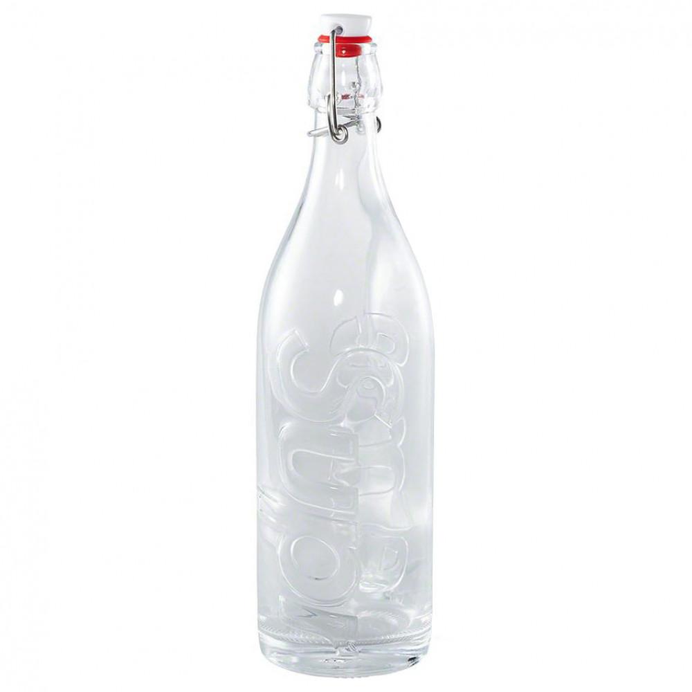 Supreme Swing Top Bottle (Clear)