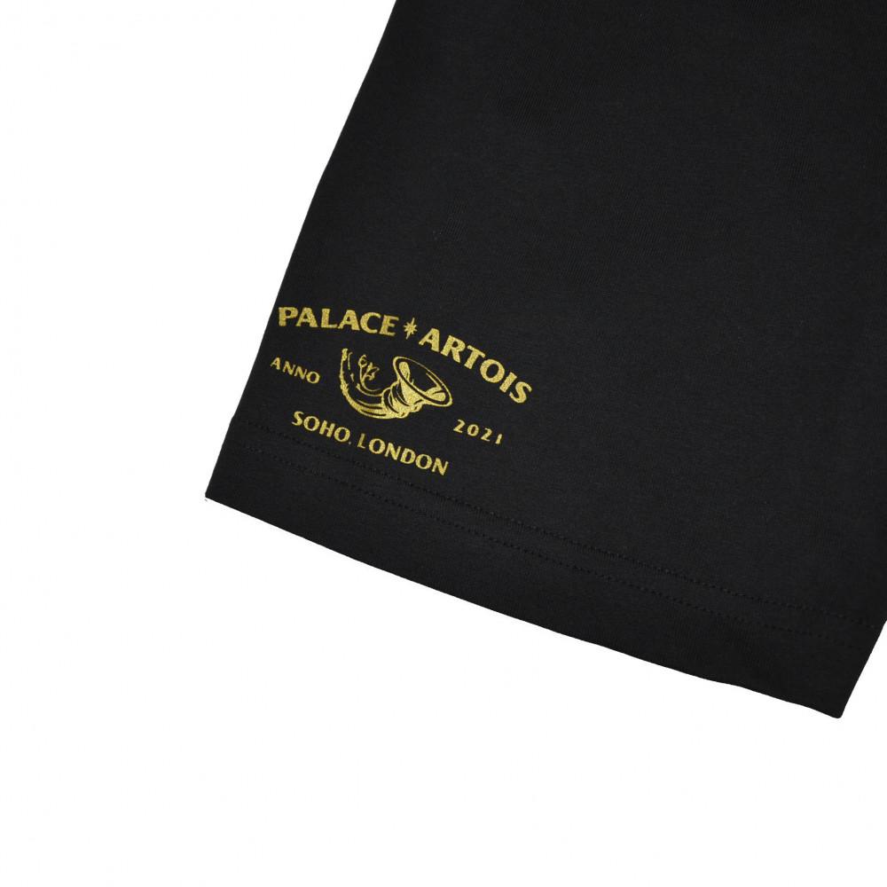 Palace x Stella Artois Coaster Tee (Black)