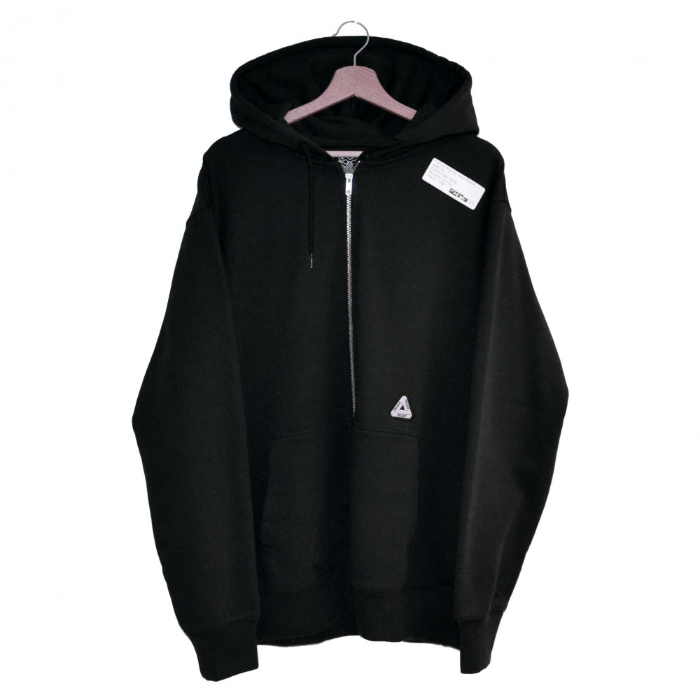 Palace Sofar Zip Hood (Black)