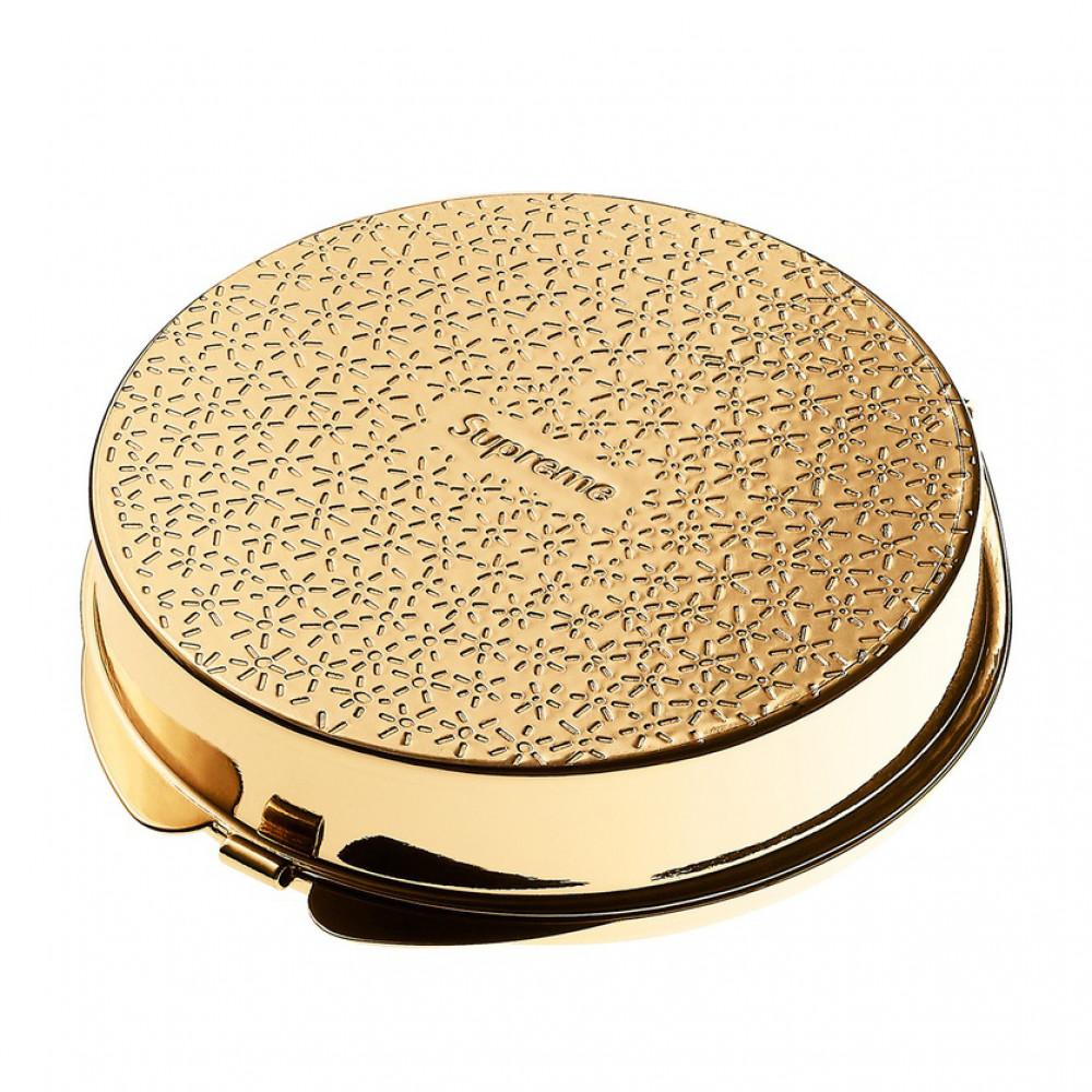 Supreme New York Pill Box (Gold)