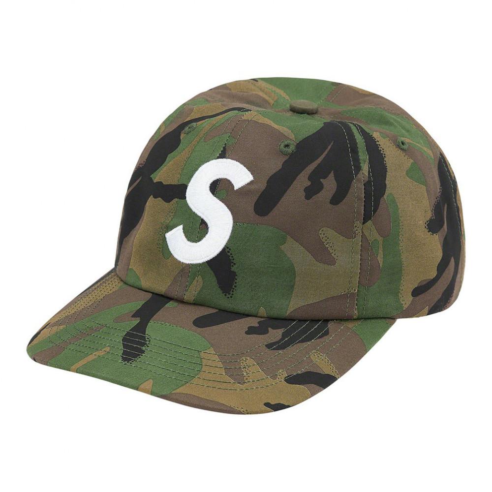 Supreme Ventile S Logo 6-Panel (Camo)