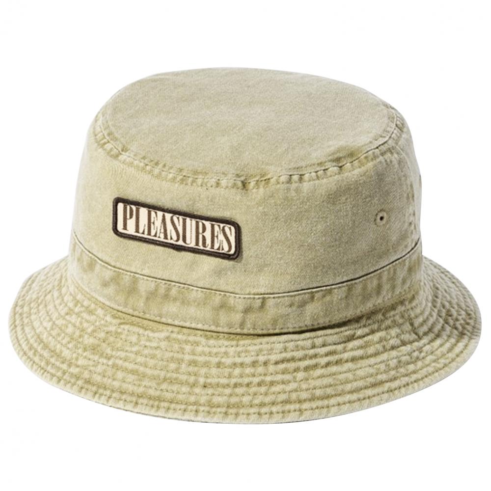 Pleasures Spank Bucket Hat (Khaki)