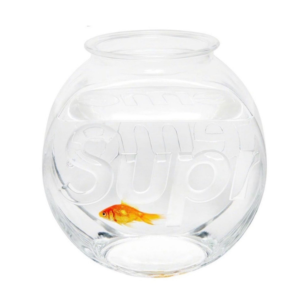Supreme Fish Bowl (Clear)