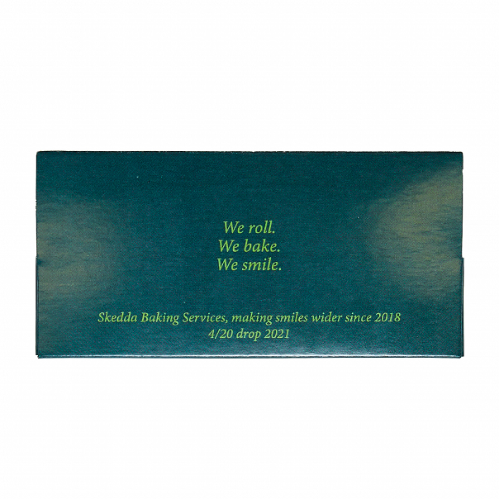 Skedda Rolling Papers With Tips (Green)