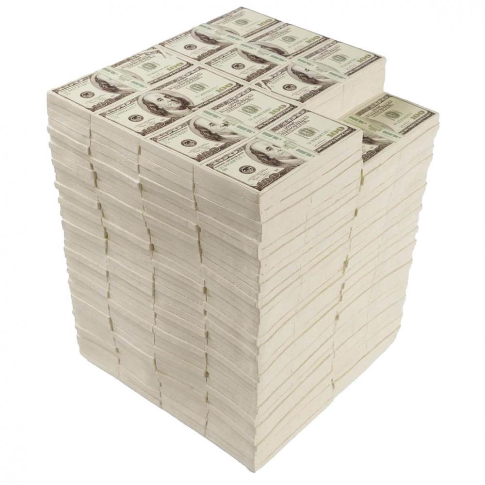 Rotary Hero $3 Million Stool (Beige)