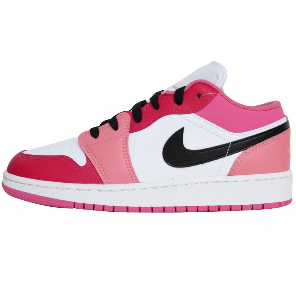 Nike Air Jordan 1 Low WMNS (Pink/Red)