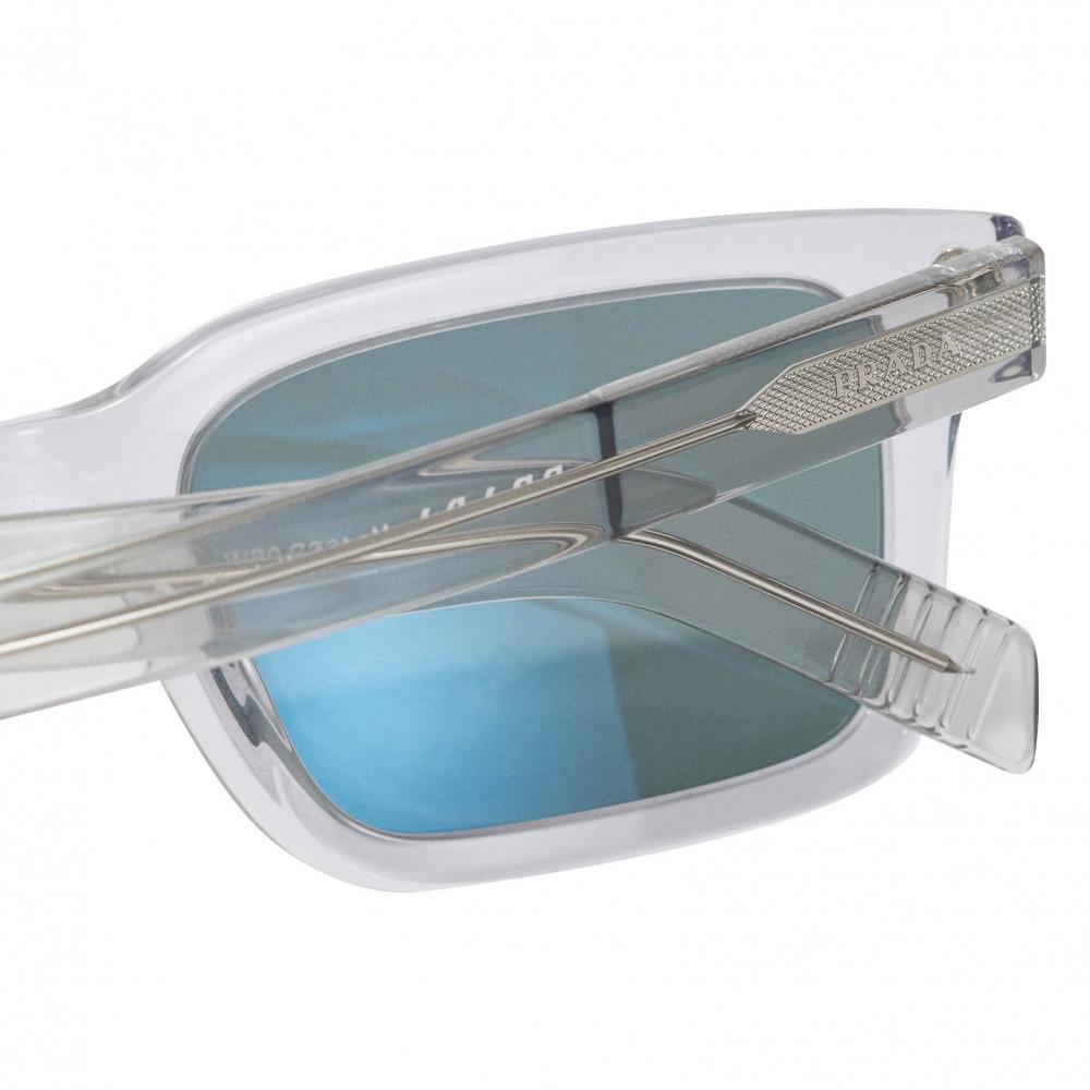 Prada SPR 06W Sunglasses (Clear)