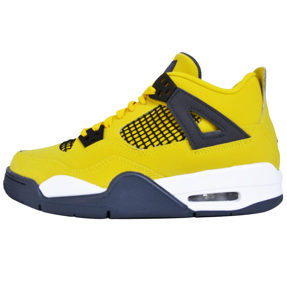 Nike Air Jordan 4 Retro (Lightning)