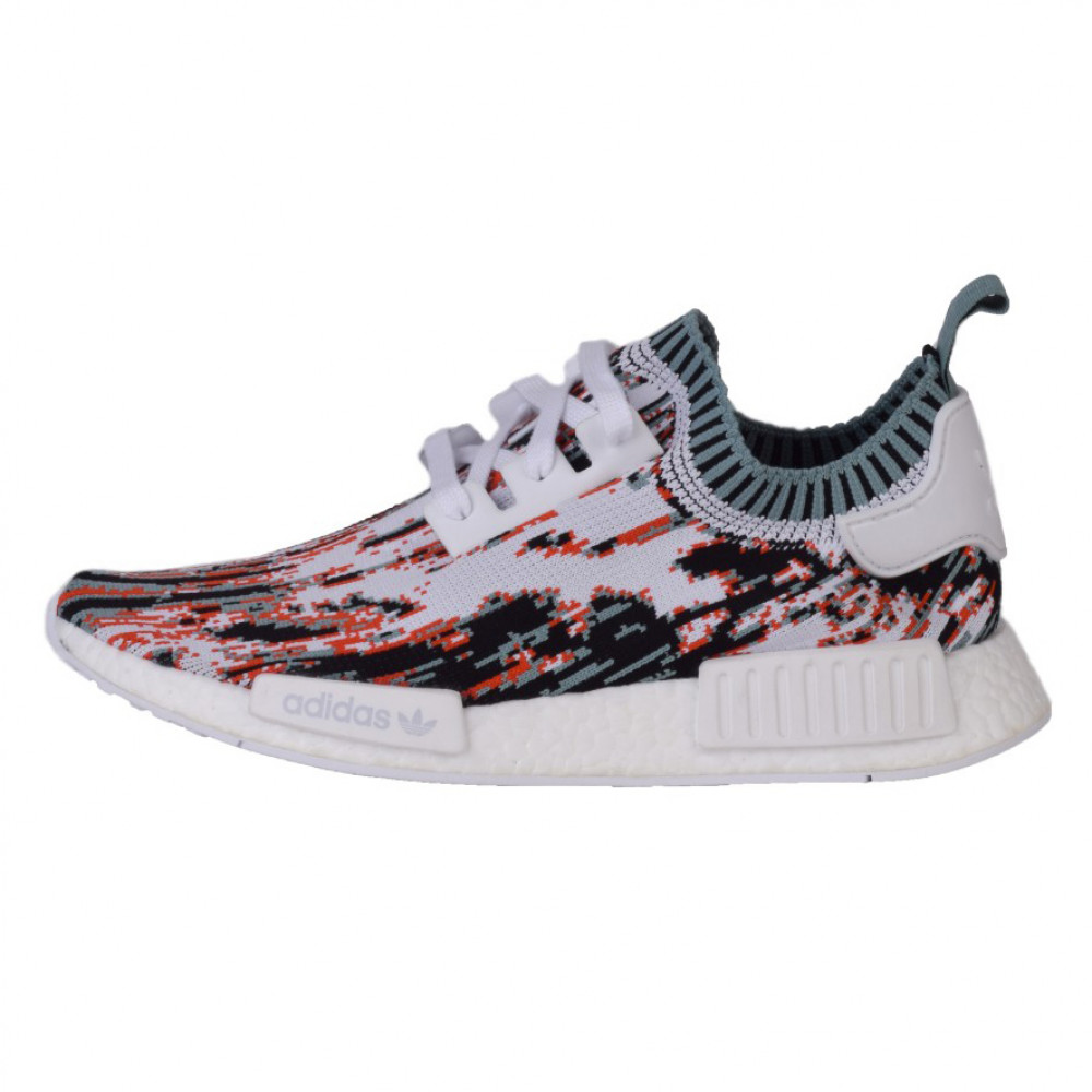 adidas NMD Datamosh (Orange)