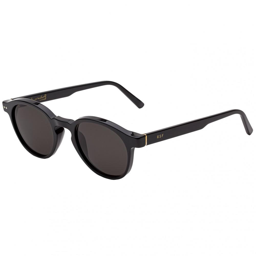 Retro superfuture The Warhol Sunglasses (Black)