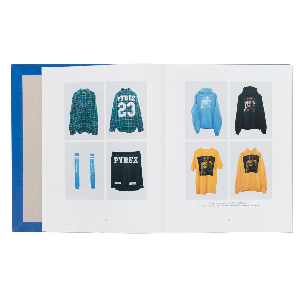 Virgil Abloh x MCA Figures of Speech Book (Blue)