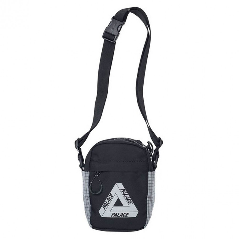 Palace Ballistic Shot Bag (Black)