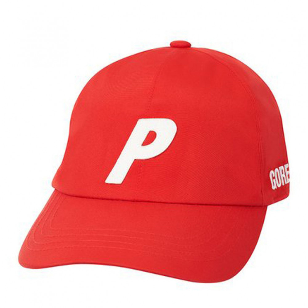 Palace GORE-TEX P 6-Panel (Red)