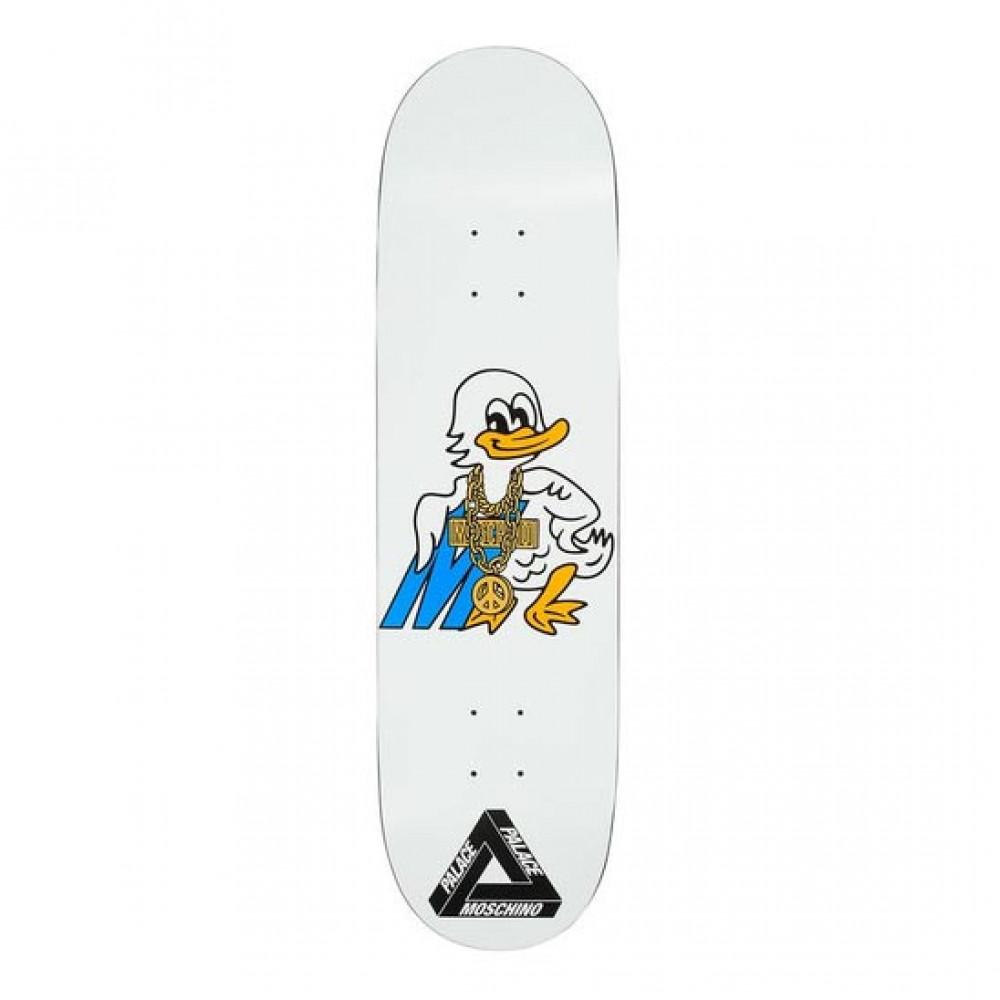 Palace x Moschino Skateboard Deck (Duck)
