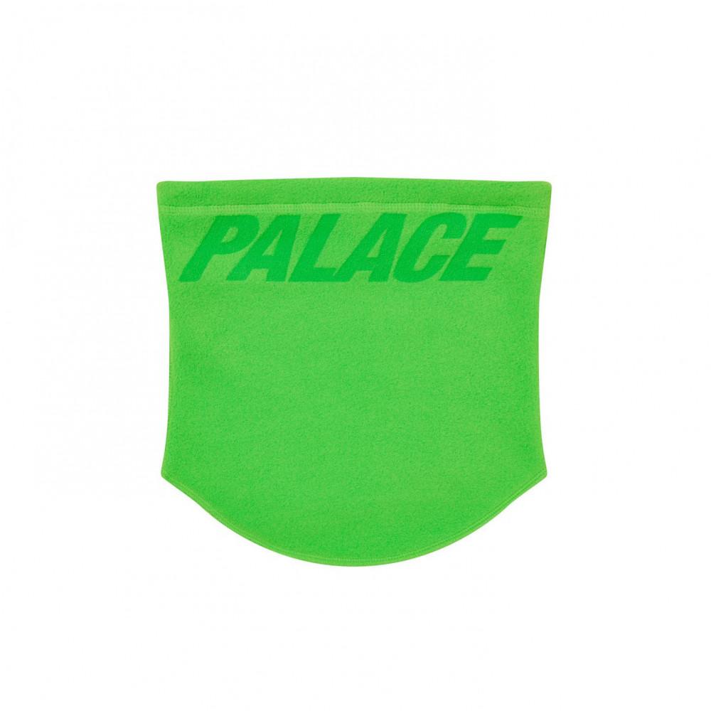 Palace Polartec Neck Warmer (Green)