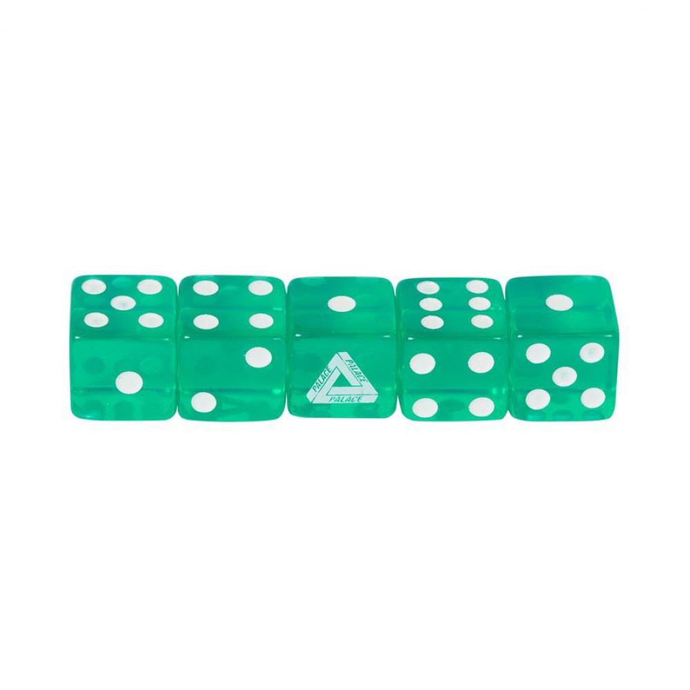 Palace Dice Set (Green)