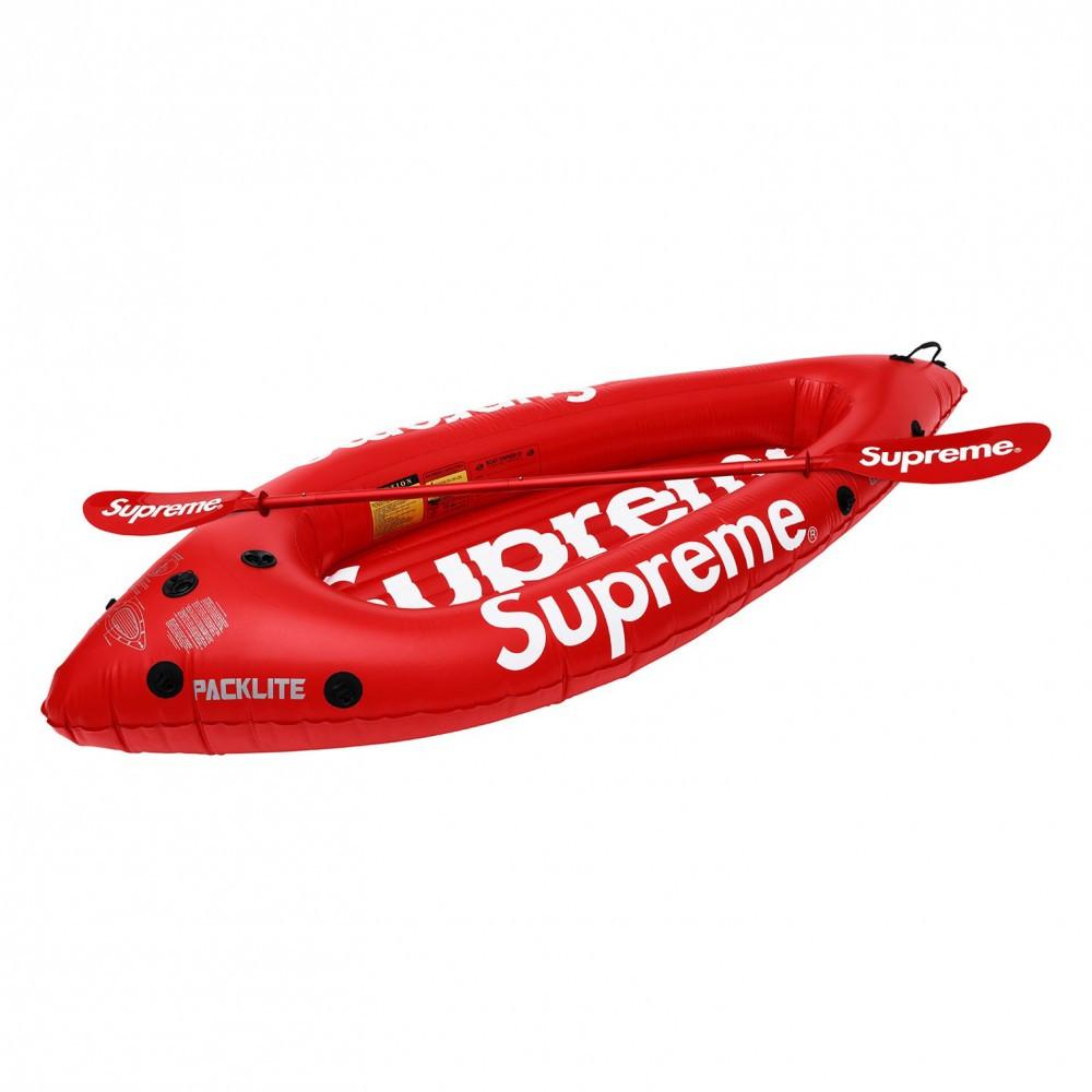 Supreme x Advanced Elements Packlite Kayak (Red)