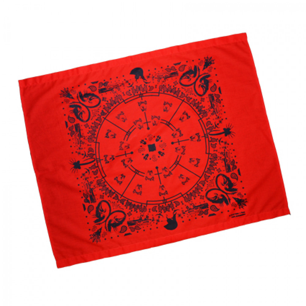 Flace x Freier Bandana (Red)