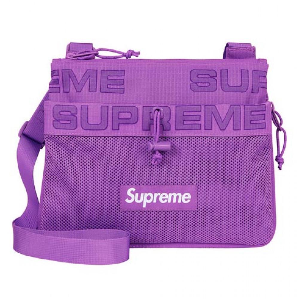 Supreme Side Bag (Purple)