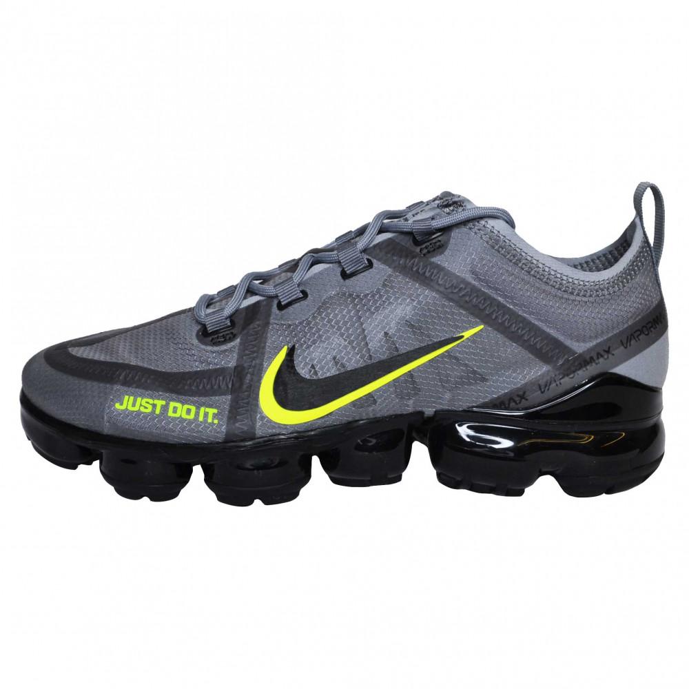 Nike Air Vapormax (Cool Grey/Volt Black)