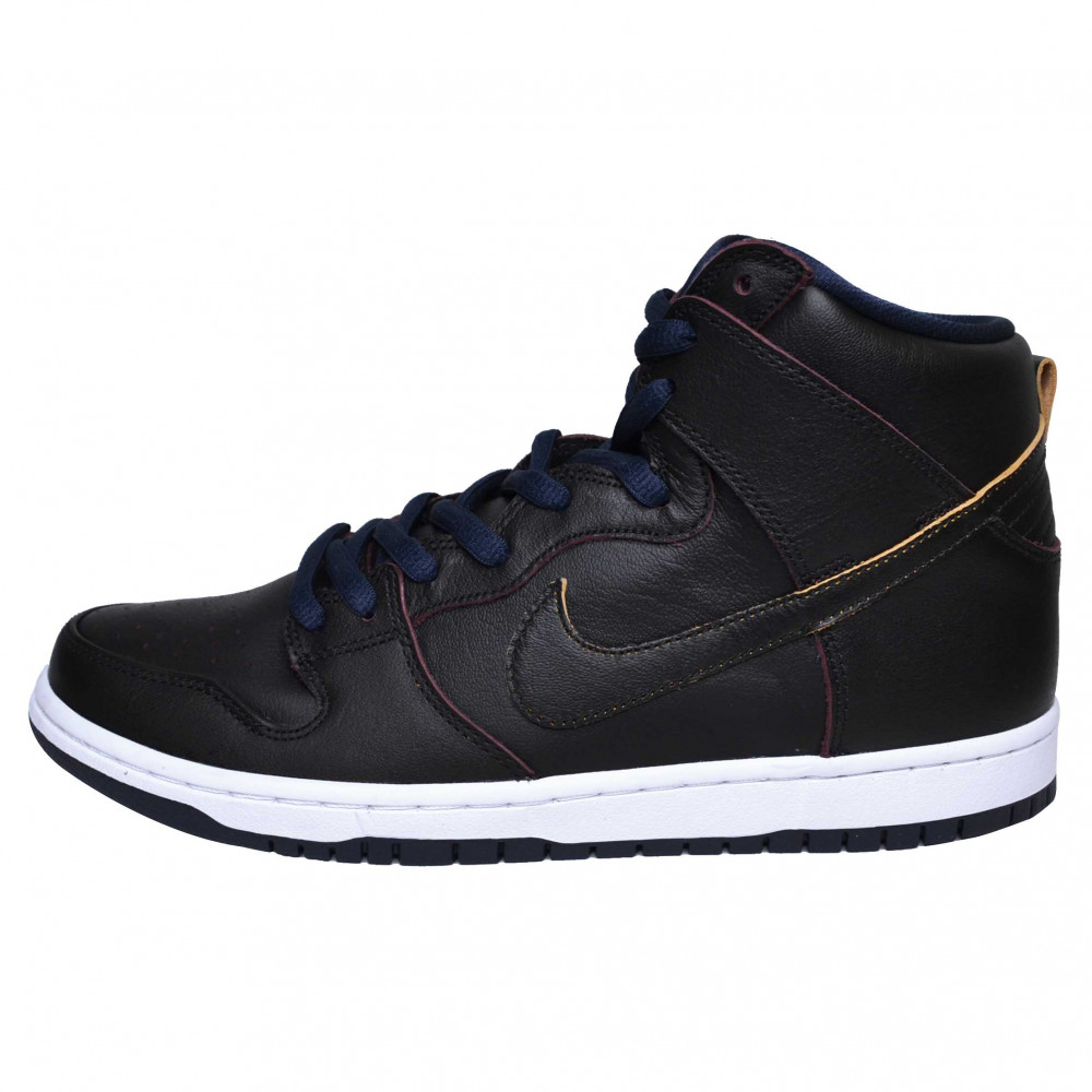 Nike SB Dunk High NBA Cavs (Black)