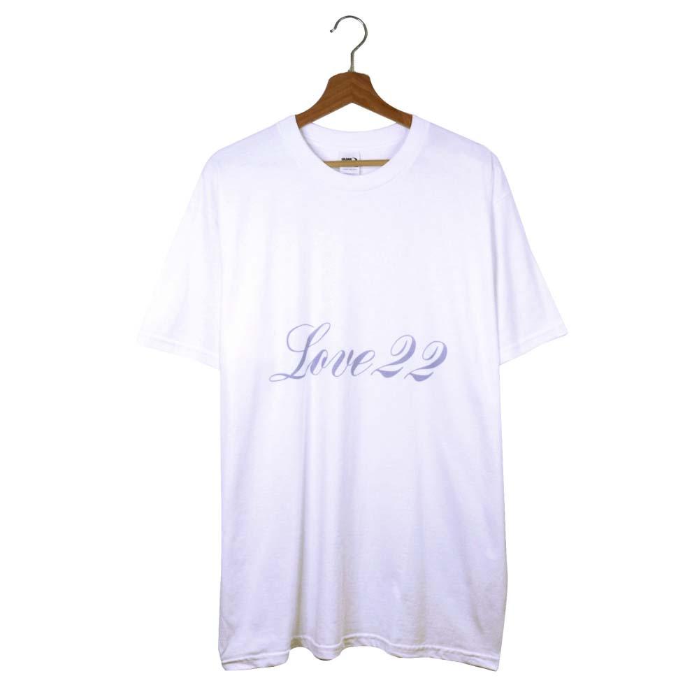 AstralKid22 Love22 Tee (White)