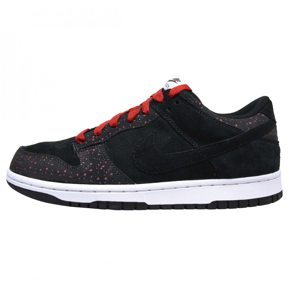 Nike Dunk Low CL East vs. West Pack (Black/Sport Red)