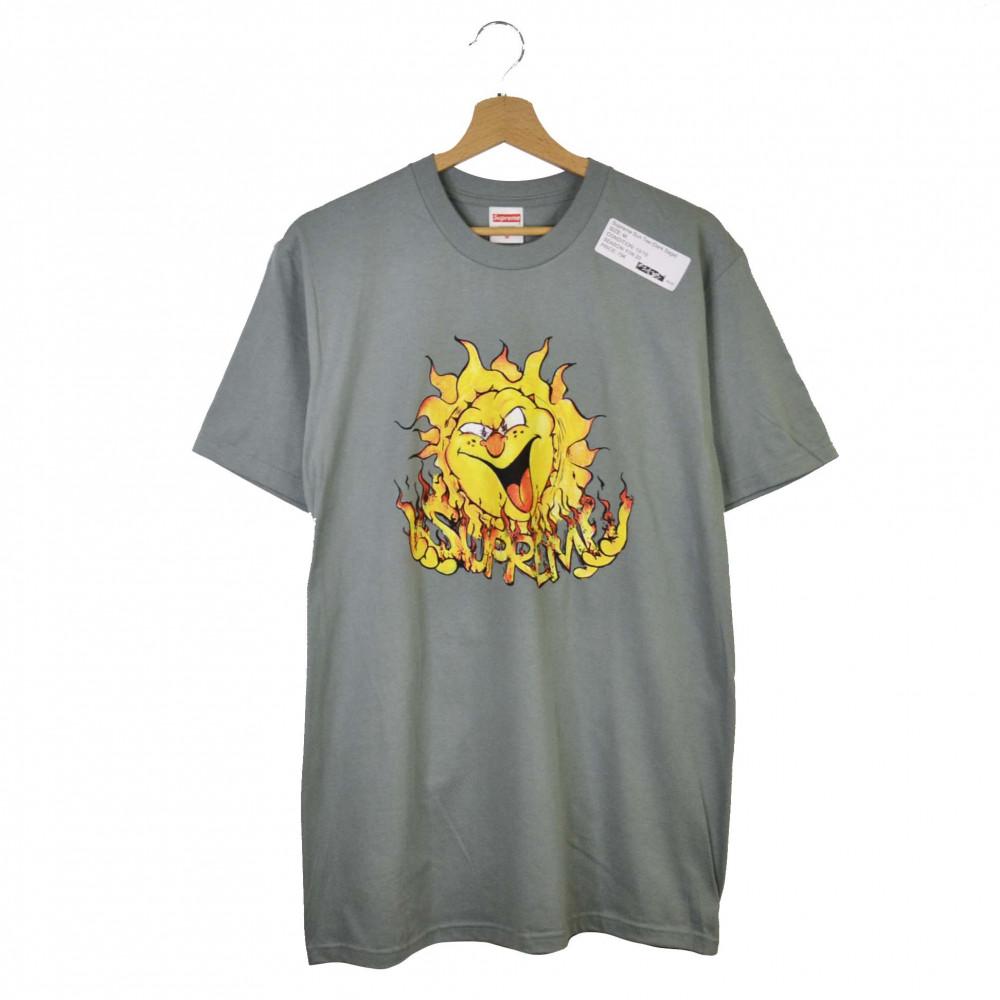 Supreme Sun Tee (Dark Sage)
