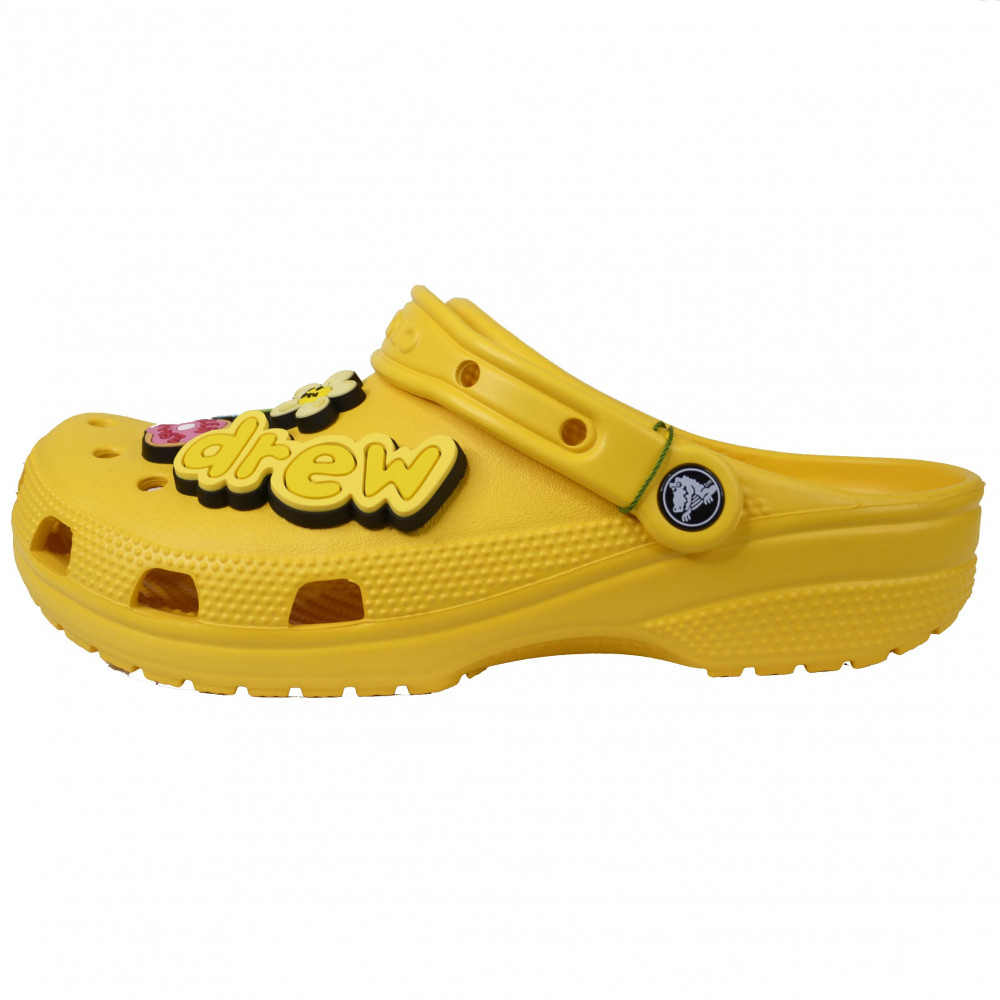 Crocs x Justin Bieber Drew House (Yellow)
