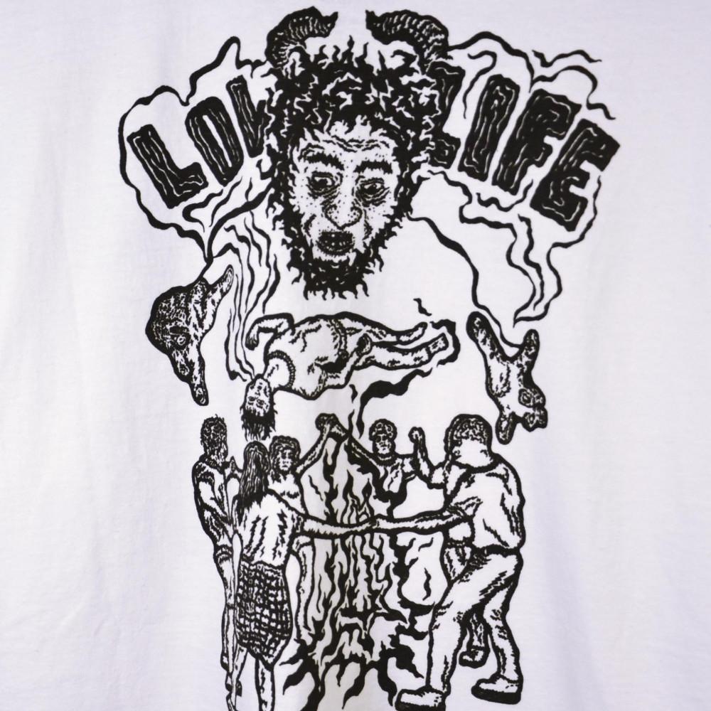 Lowlife LCFY Tee (White)