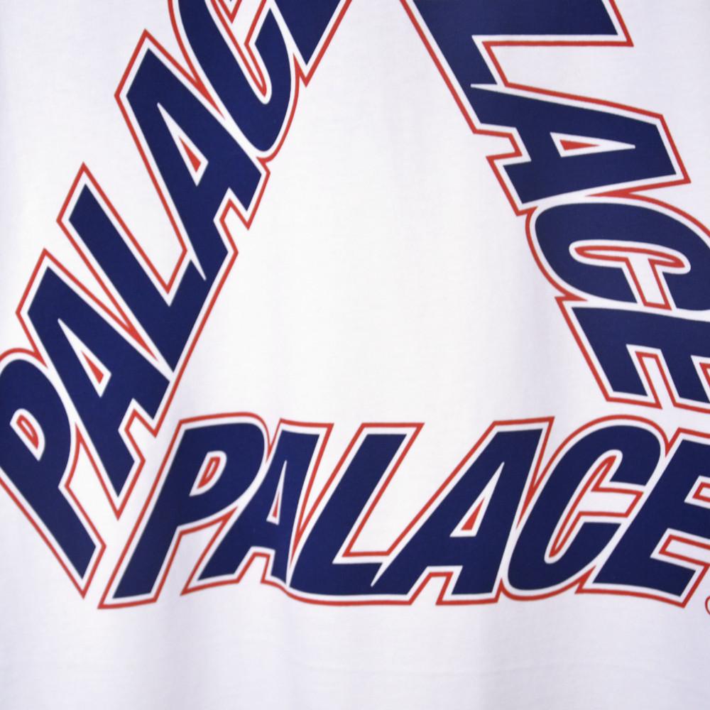 Palace P3 Team Tee (White)