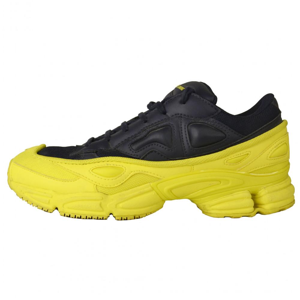 adidas x Raf Simons Ozweego (Navy/Yellow)