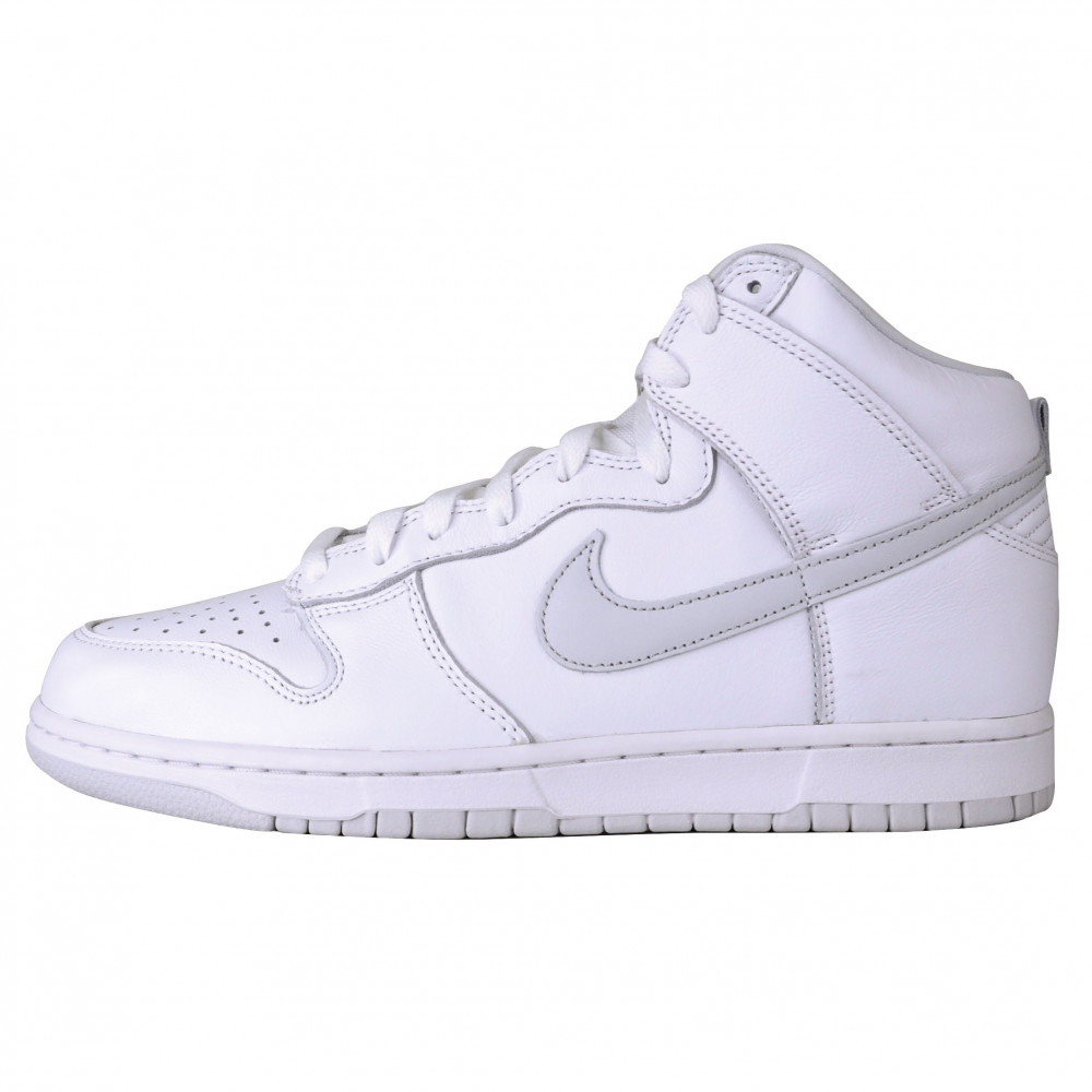 Nike Dunk High (Pure Platinum)