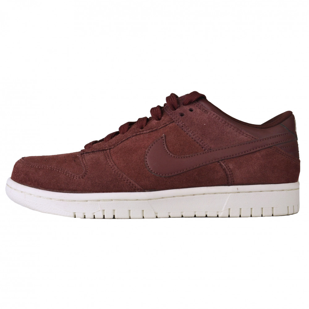 Nike Dunk Low (Burgundy)