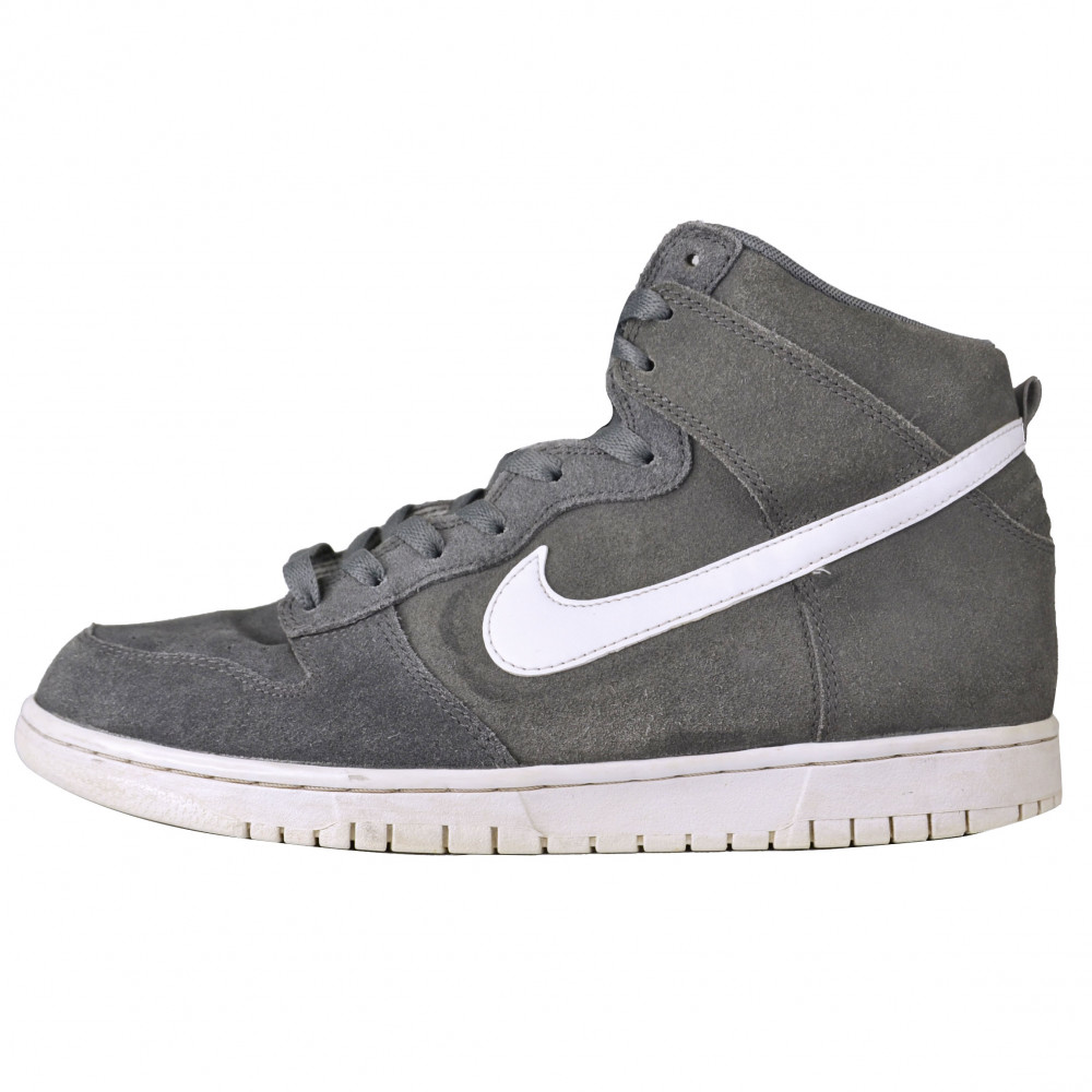 Nike Dunk Hi (Cool Grey)