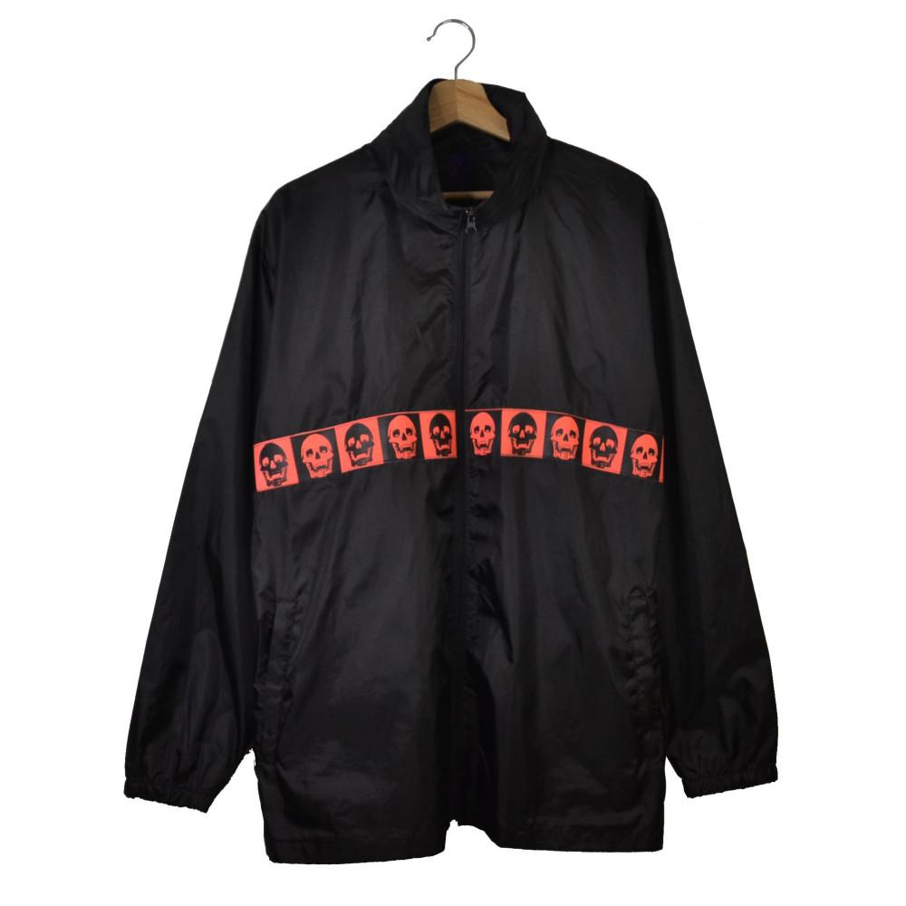 Freak Red 3M Windbreaker (Black)