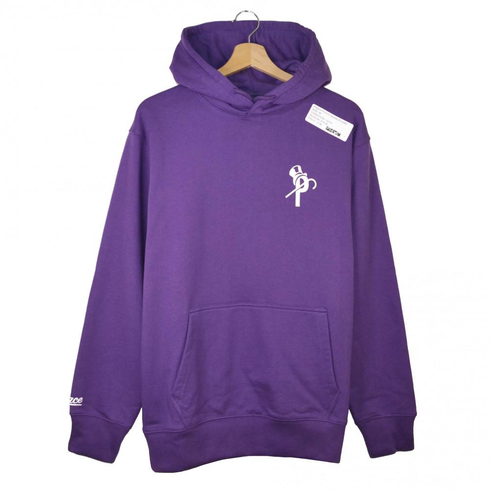 Palace Pound Hoodie (Purple)