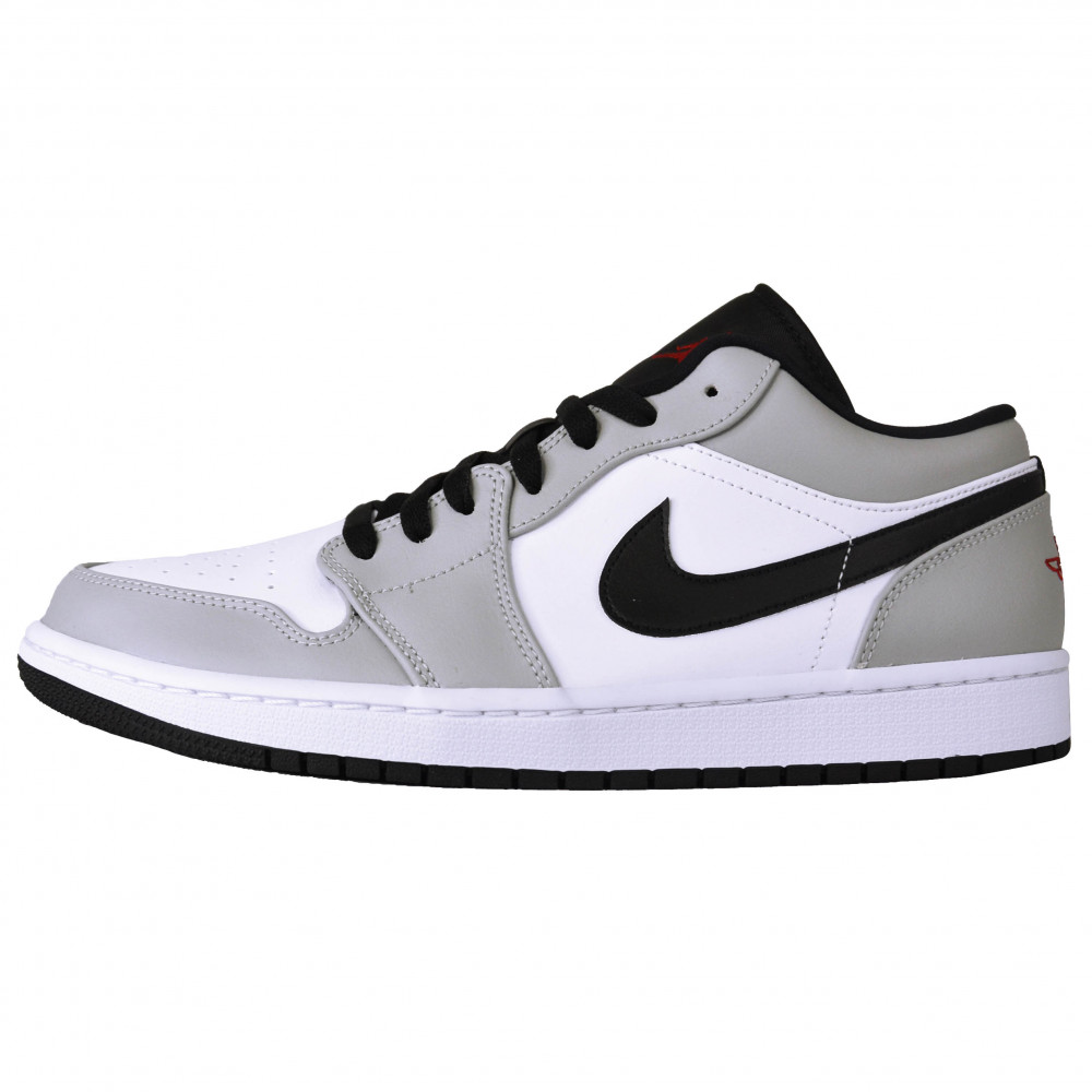 Jordan 1 Low (Light Smoke Grey)