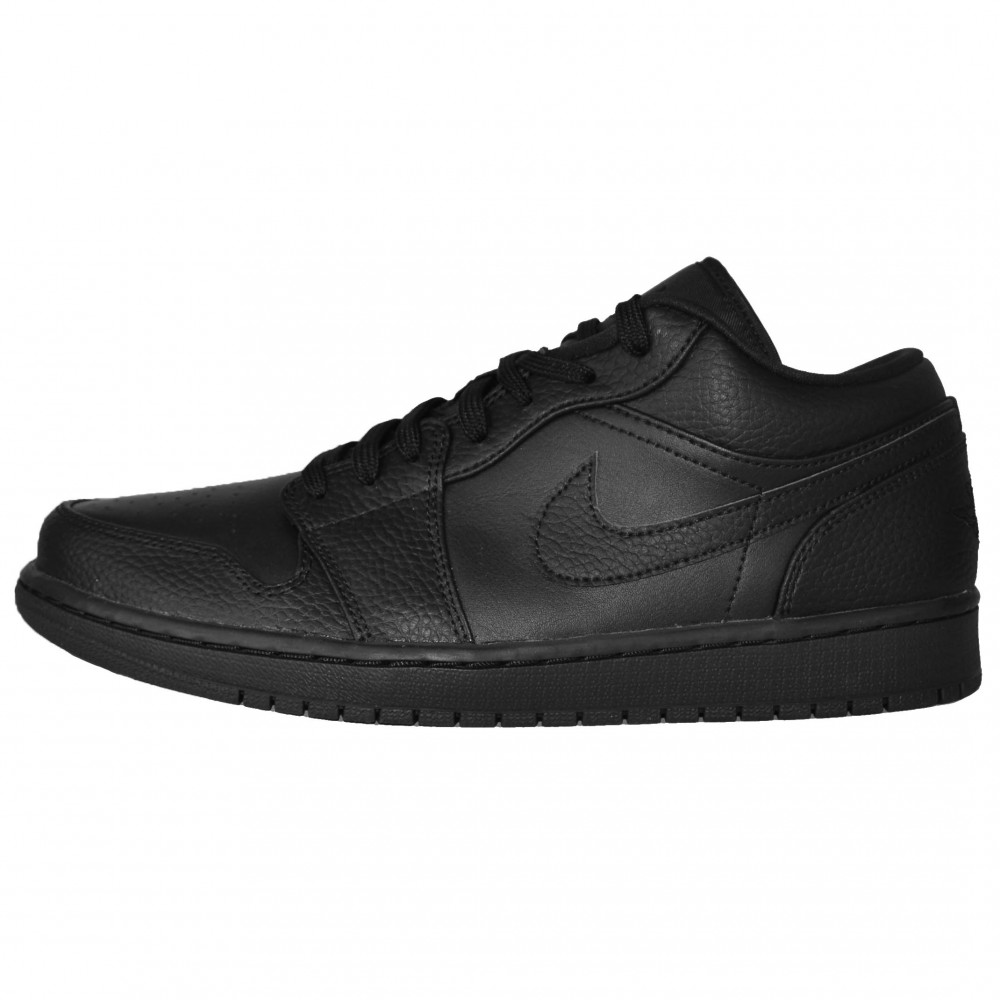 Nike Air Jordan 1 Low (Black)