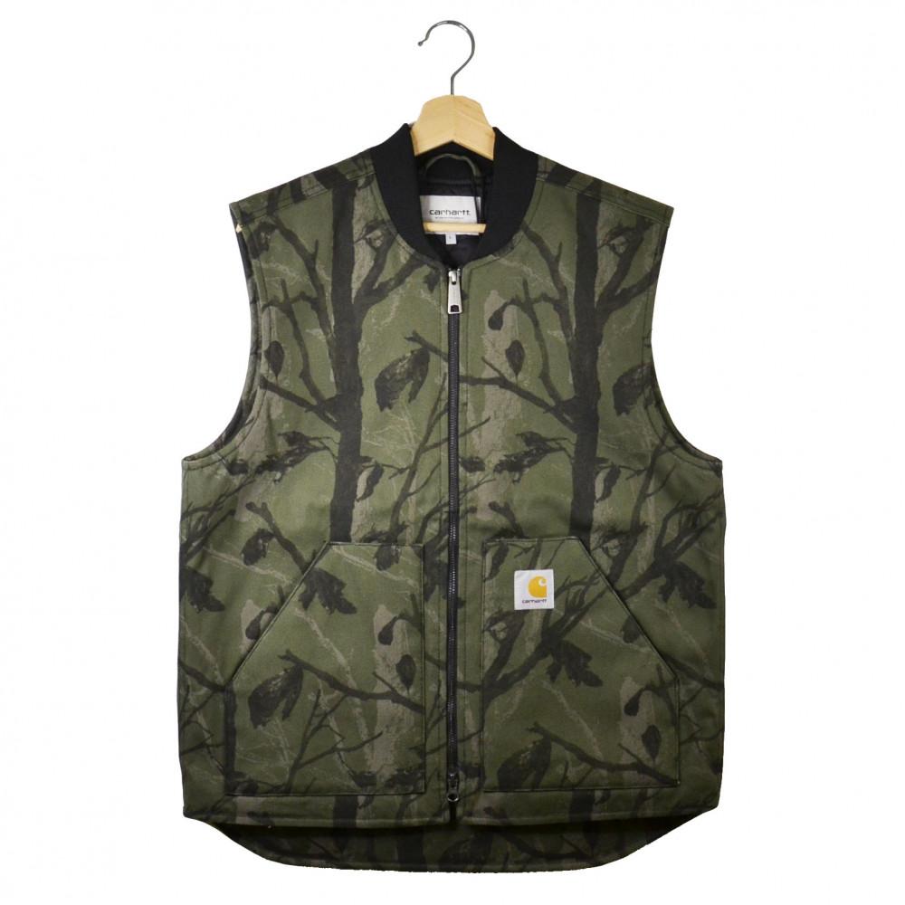 Carhartt WIP Vest (Tree Camo)