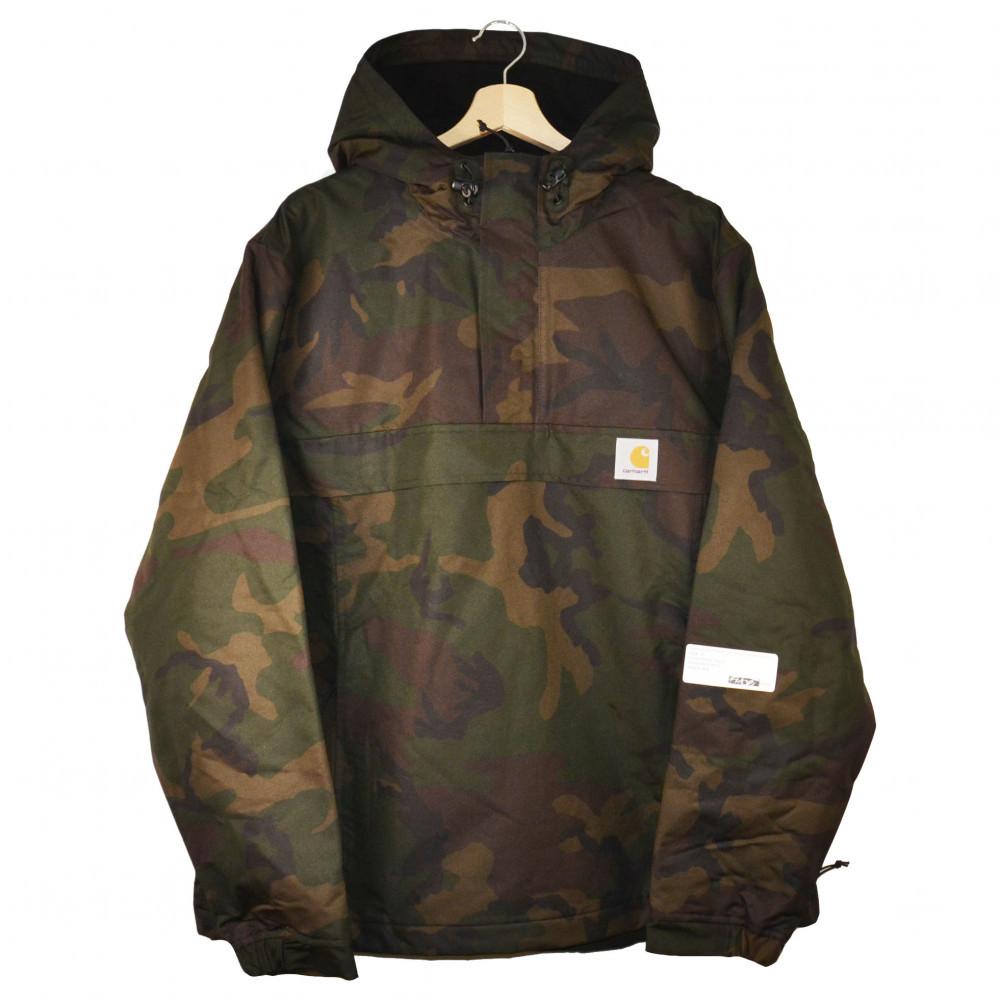 Carhartt WIP Nimbus Pullover Jacket (Camo)