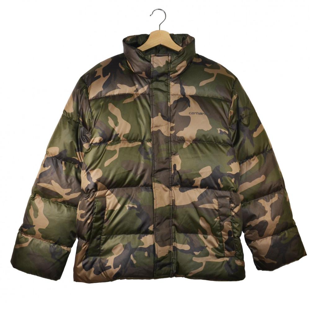 Carhartt WIP Deming Puffer Jacket (Camo)