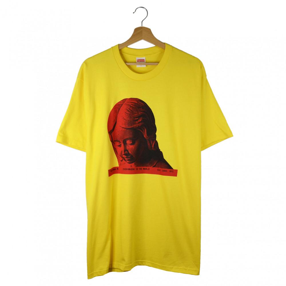 Supreme Everywhere Tee (Yellow)