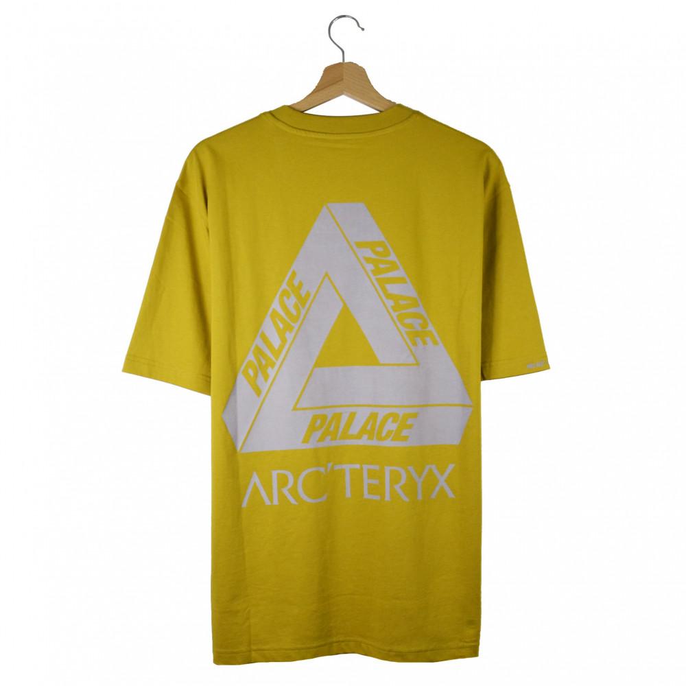 Palace x Arc'teryx Tee (Gold)