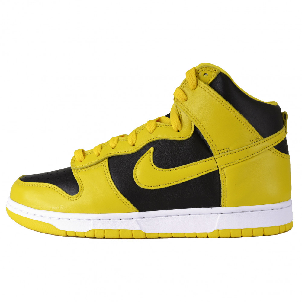 Nike Dunk Hi (Varsity Maize)