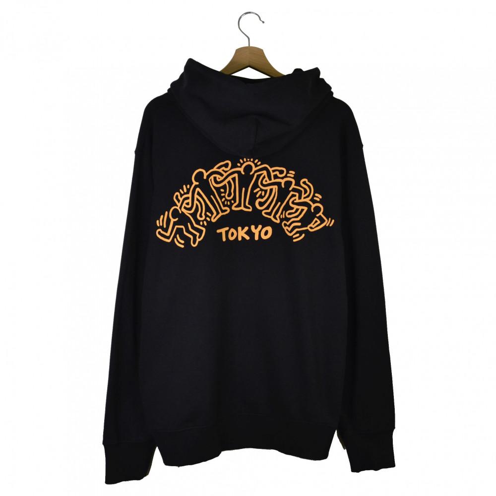 Keith Haring x Uniqlo Tokyo Hoodie (Black)