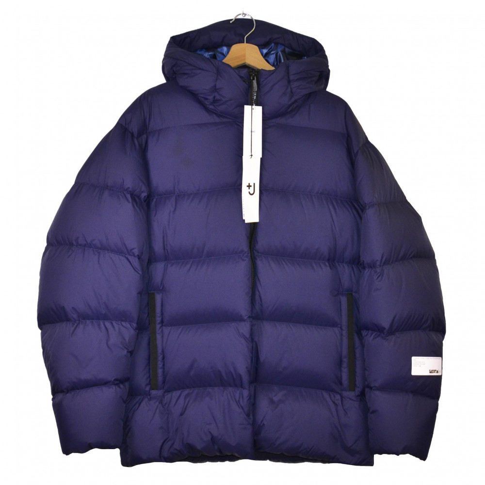 Jil Sander x Uniqlo +J Light Down Volume Parka (Blue)