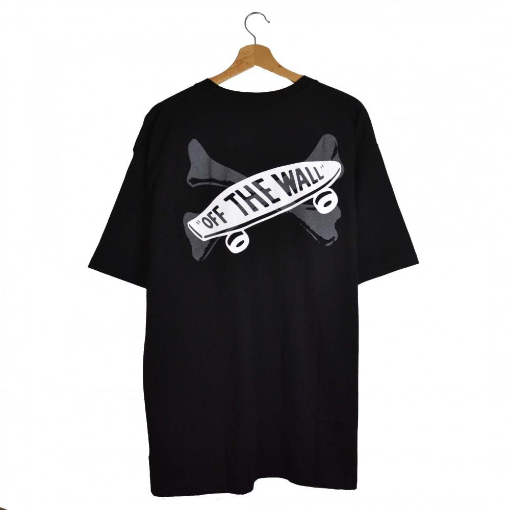 WTAPS x Vans Tee (Black)